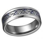 Celtic interlace ring