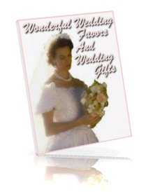 Wonderful Wedding Favors Ebook Cover