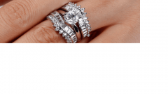 Getting married without spending a small fortune. It's easy with Ringmania
