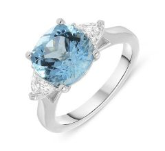 Aquamarine the March Birthstone